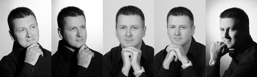 Üzleti portré fotók