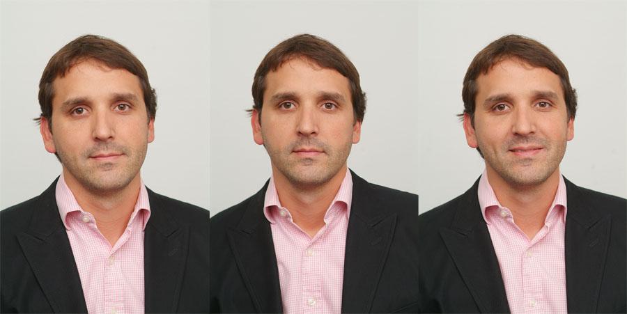 üzleti portré