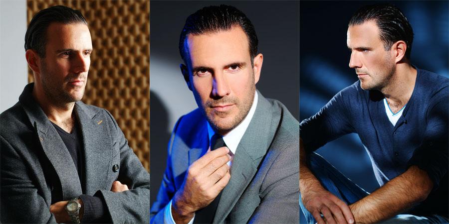 üzleti portré fotó, business portré