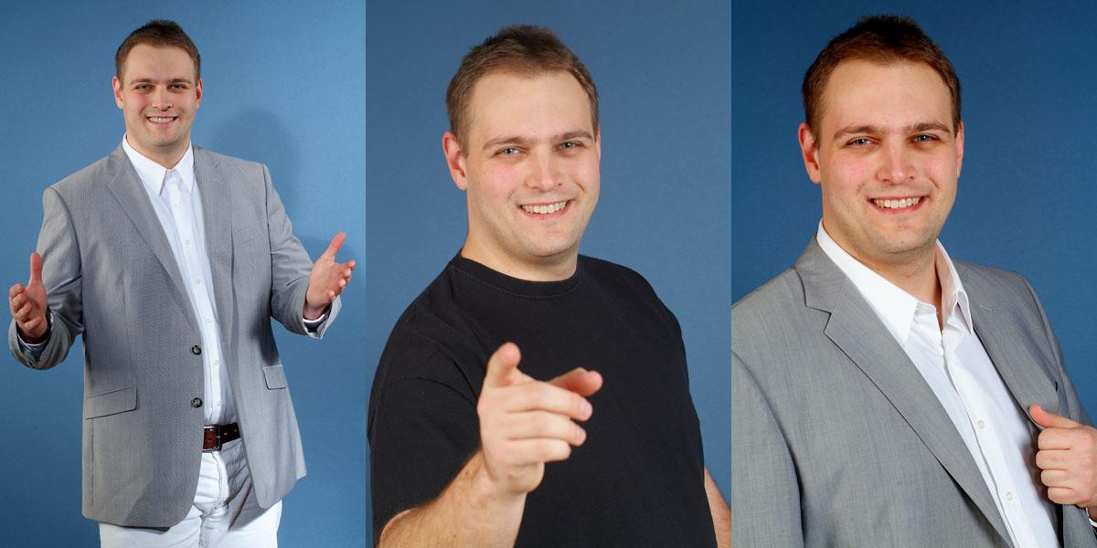 Üzleti portrék Fekete Gábor